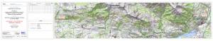Tracé du projet P6 entre Grisolles et Pralong : cliquer sur la carte pour zoomer sur le tracé